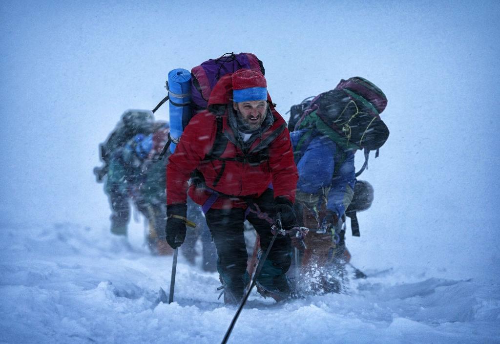 In der Todeszone am Everest © 2015 Universal Studios