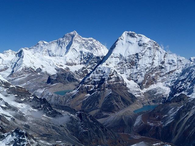 Viele Gipfel im Himalaya dürfen nur mit Permit bestiegen werden.
