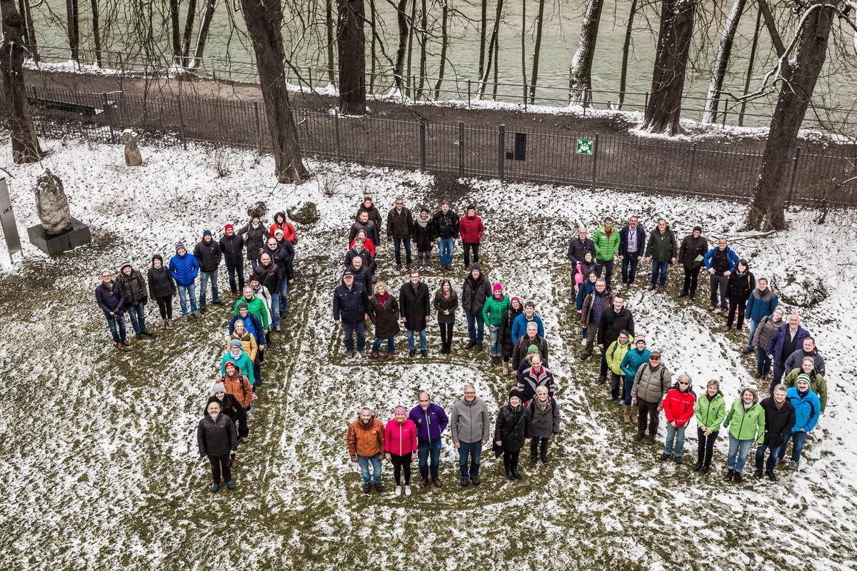 Der Deutsche Alpenverein feiert seinen 150. Geburtstag.