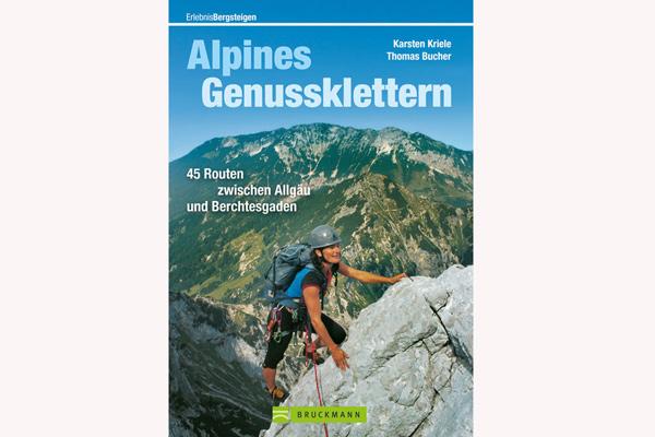 Buchtipp: »Alpines Genussklettern«