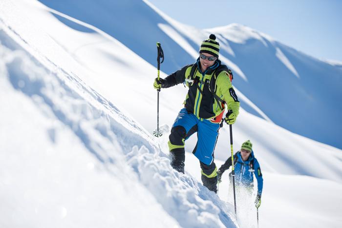 Klettergurt Skitour Test : Edelrid ohm das zusatz sicherungsgerät im test bergzeit magazin
