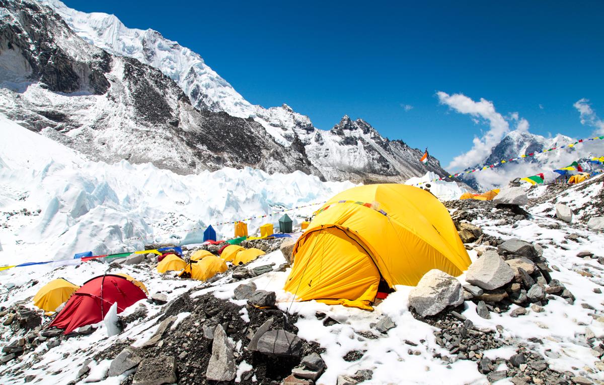 Corona Mount Everest