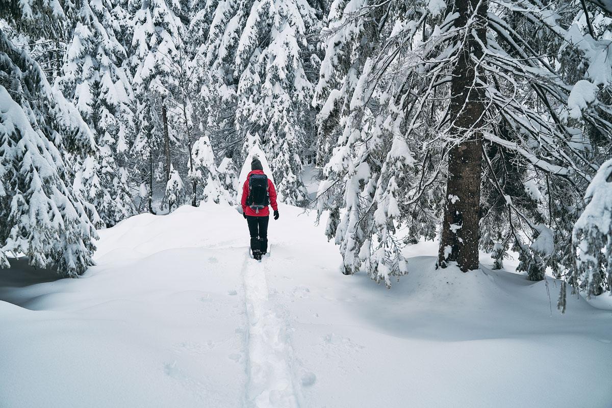Ausrüstungsberater Winterwandern