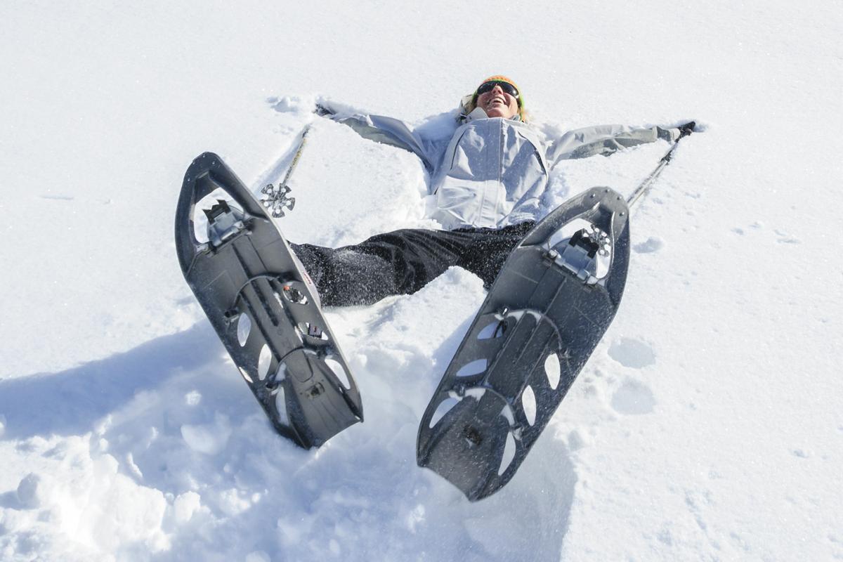 Schnee-Tollpatsch
