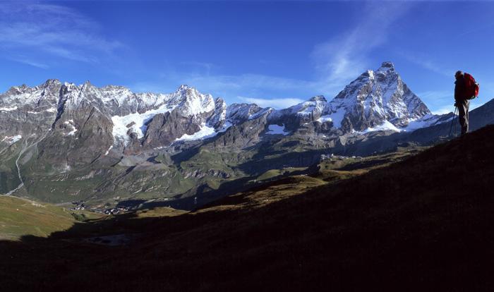 Trekking im Aostatal