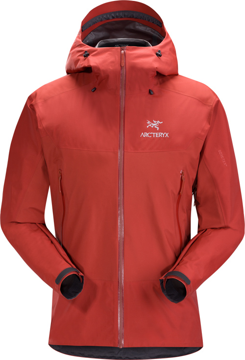 Im Bergsteiger Test: Arc'teryx Beta AR Jacket