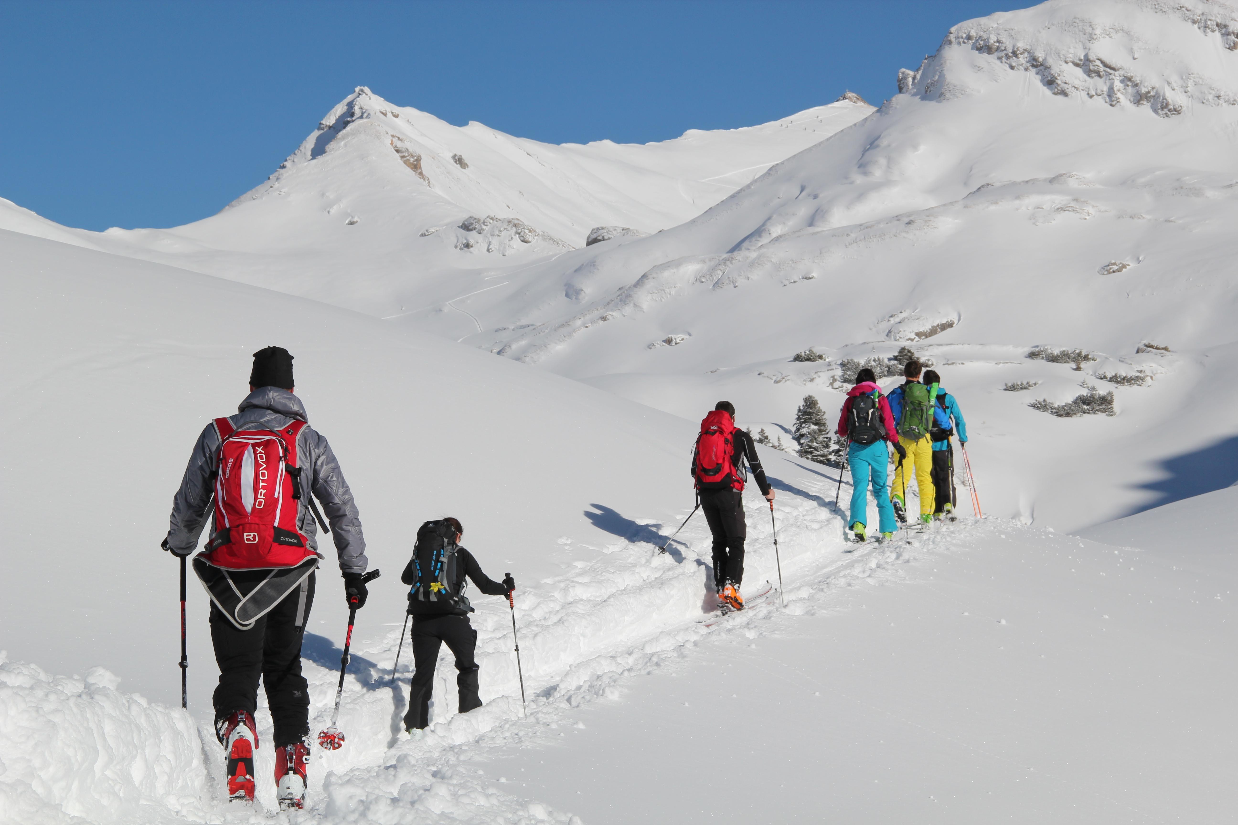 Skitouren Achensee