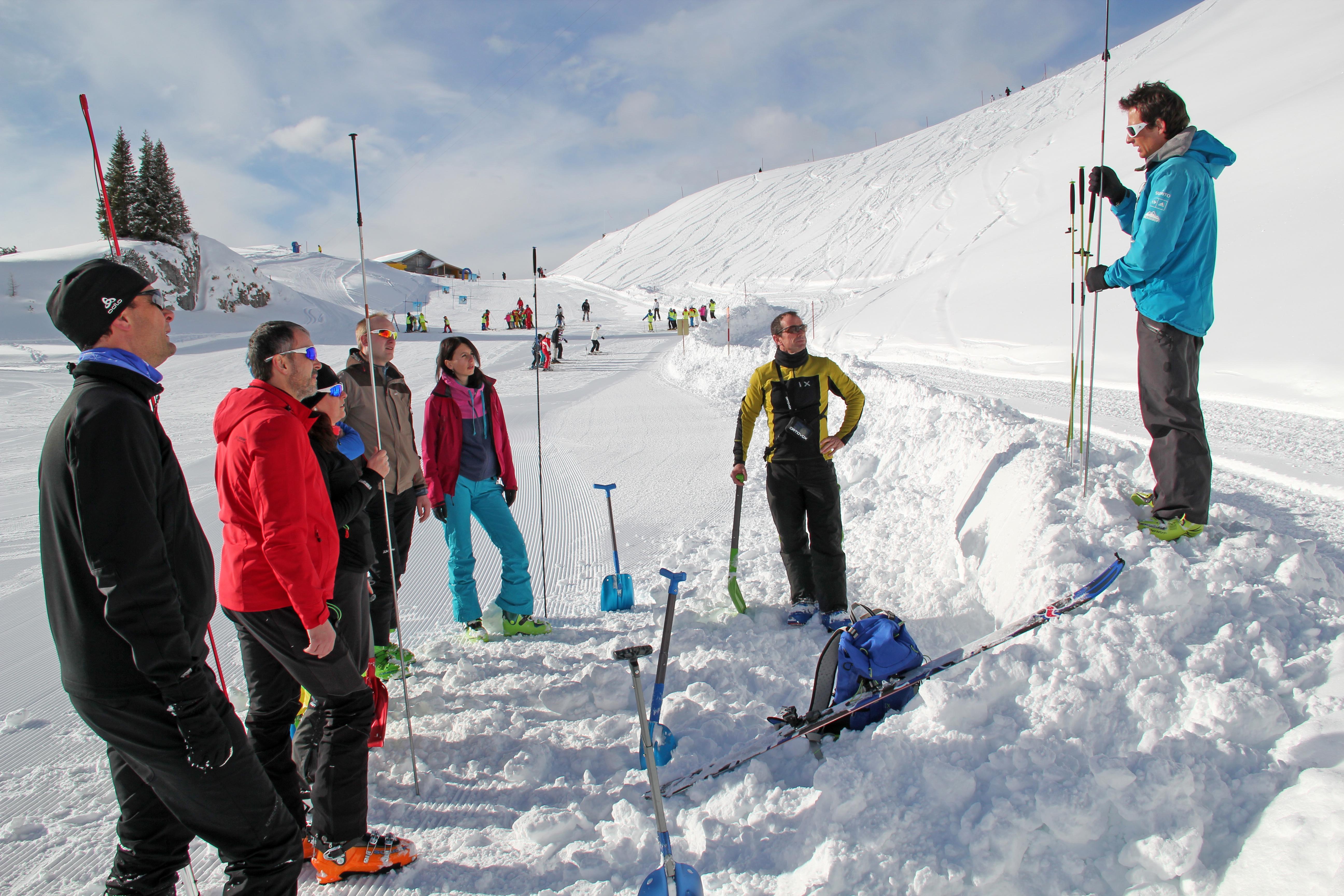 Skitourencamp Achensee
