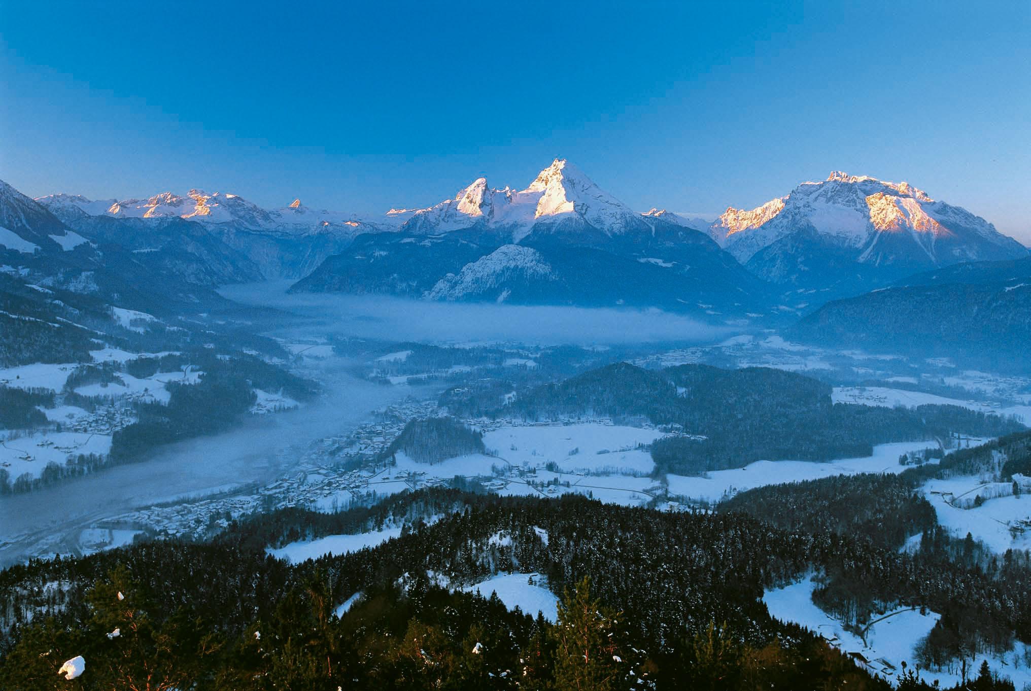 Skitouren für jeden Geschmack