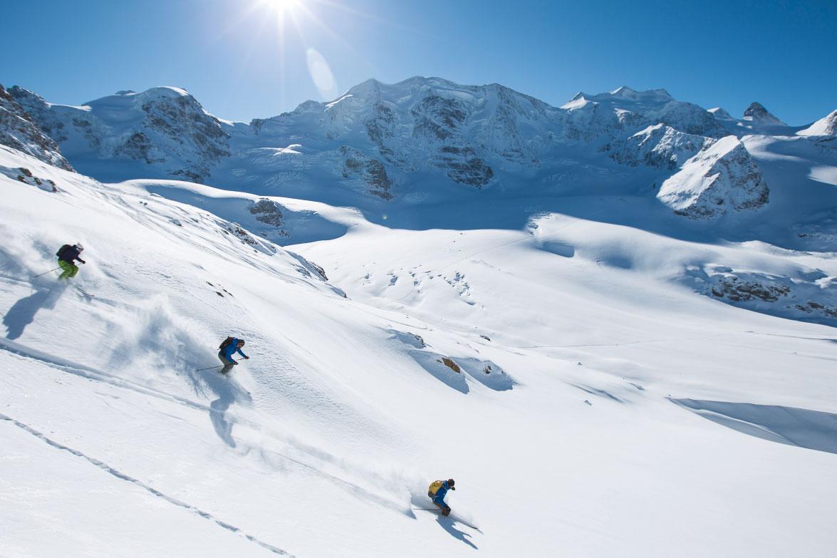 Das perfekte Bergwochenende – Engadin St.Moritz