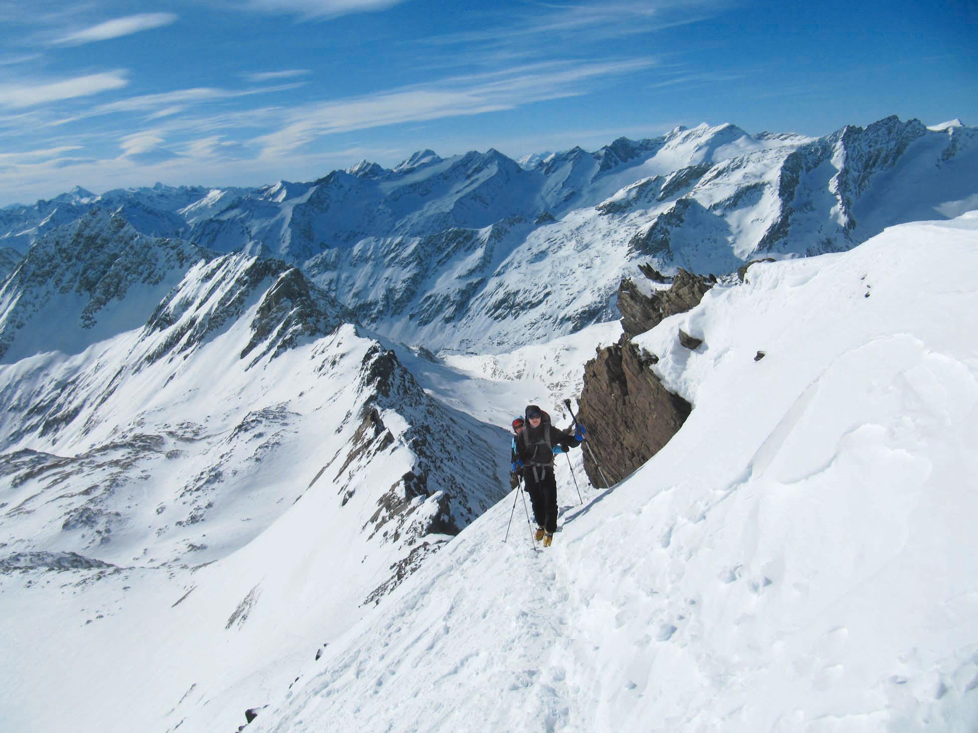Skitouren im Virgental