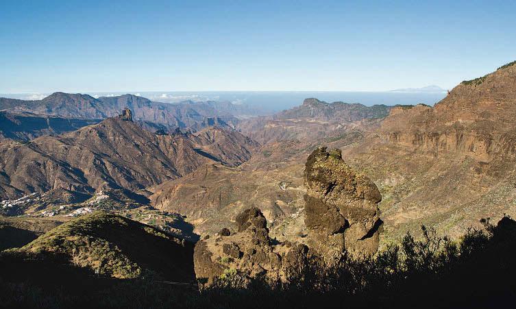 Winterfluchten - Wandern auf Gran Canaria