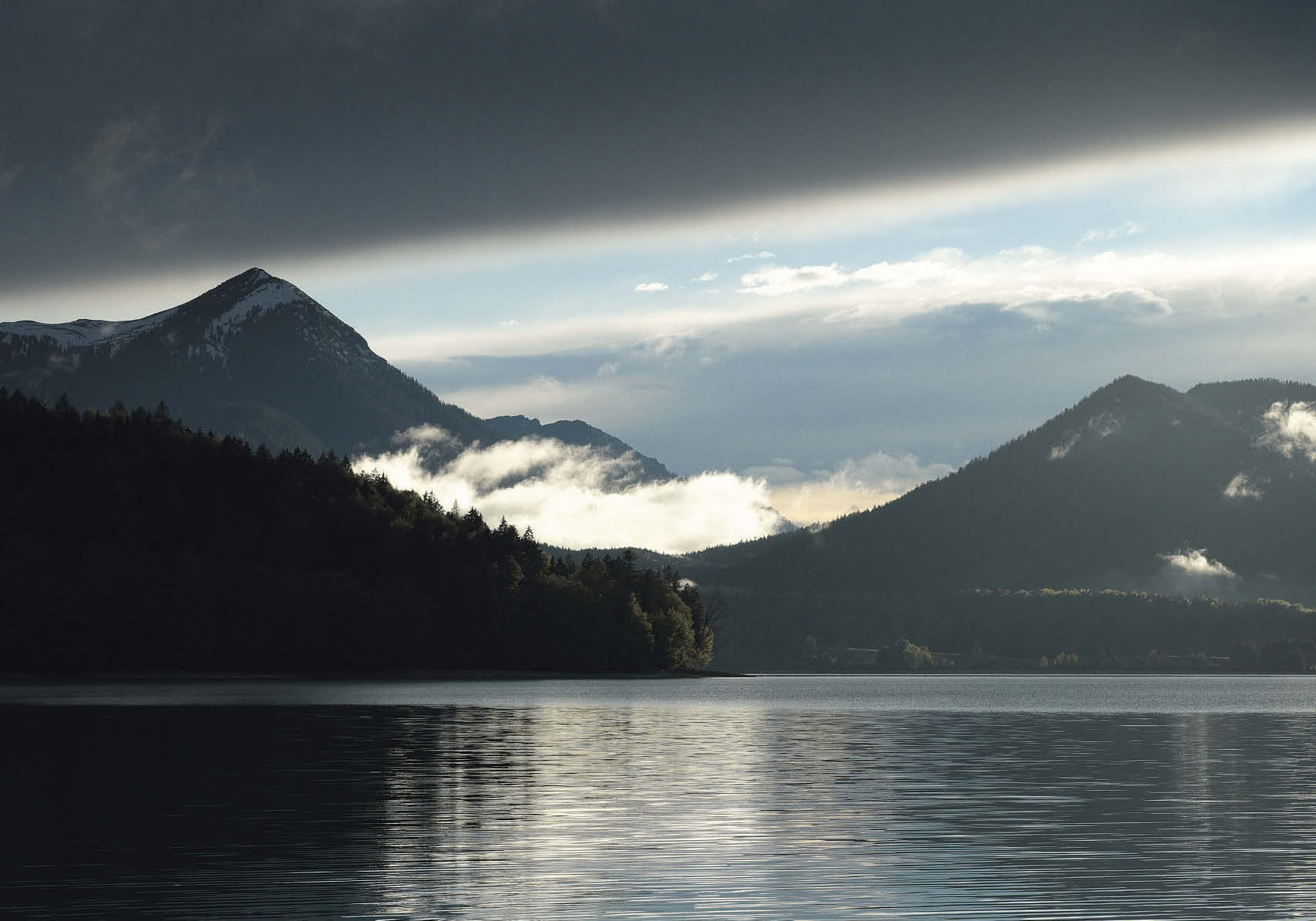 Wandern am Walchensee