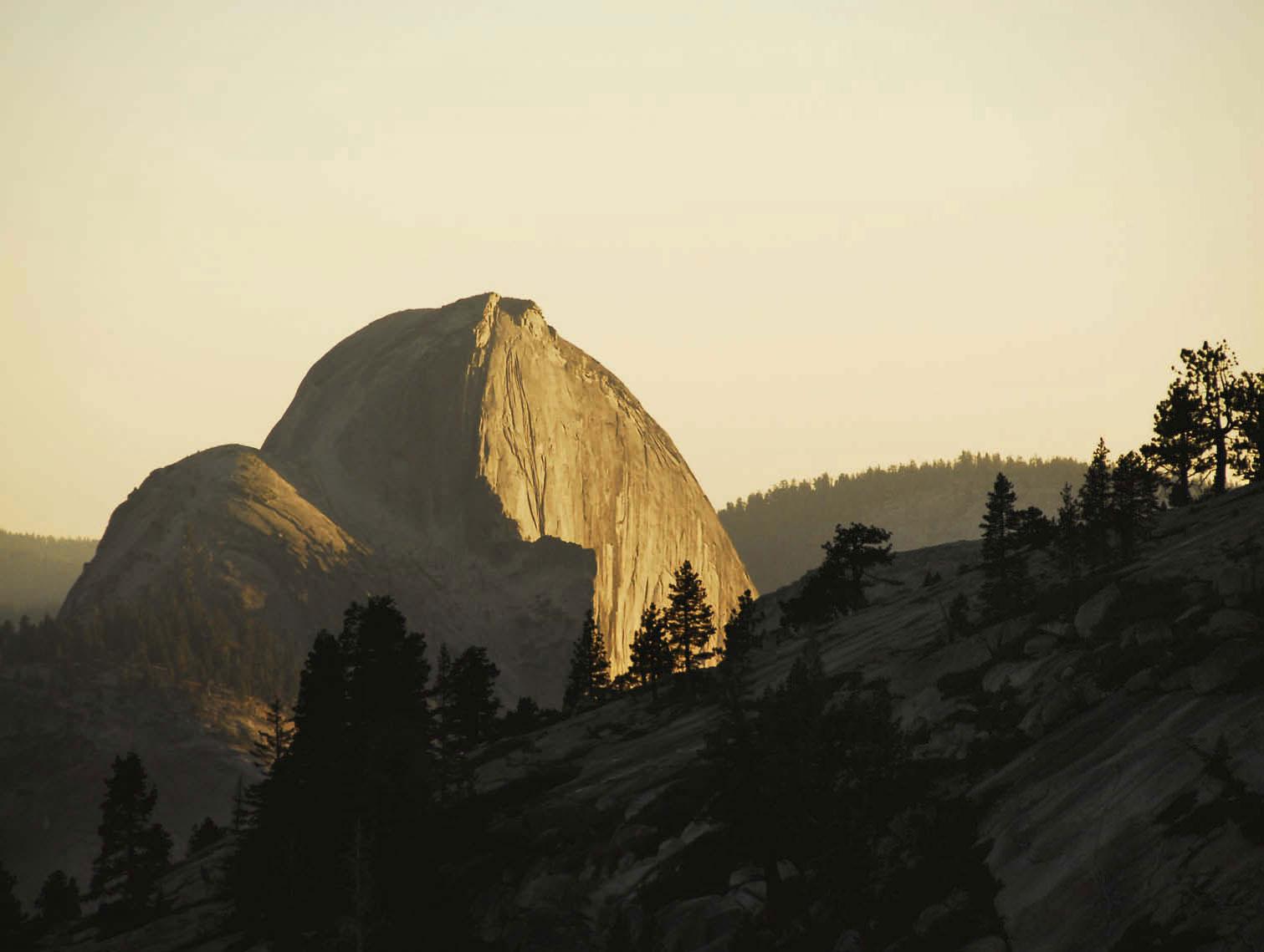 Trekkinggipfel: Der Half Dome