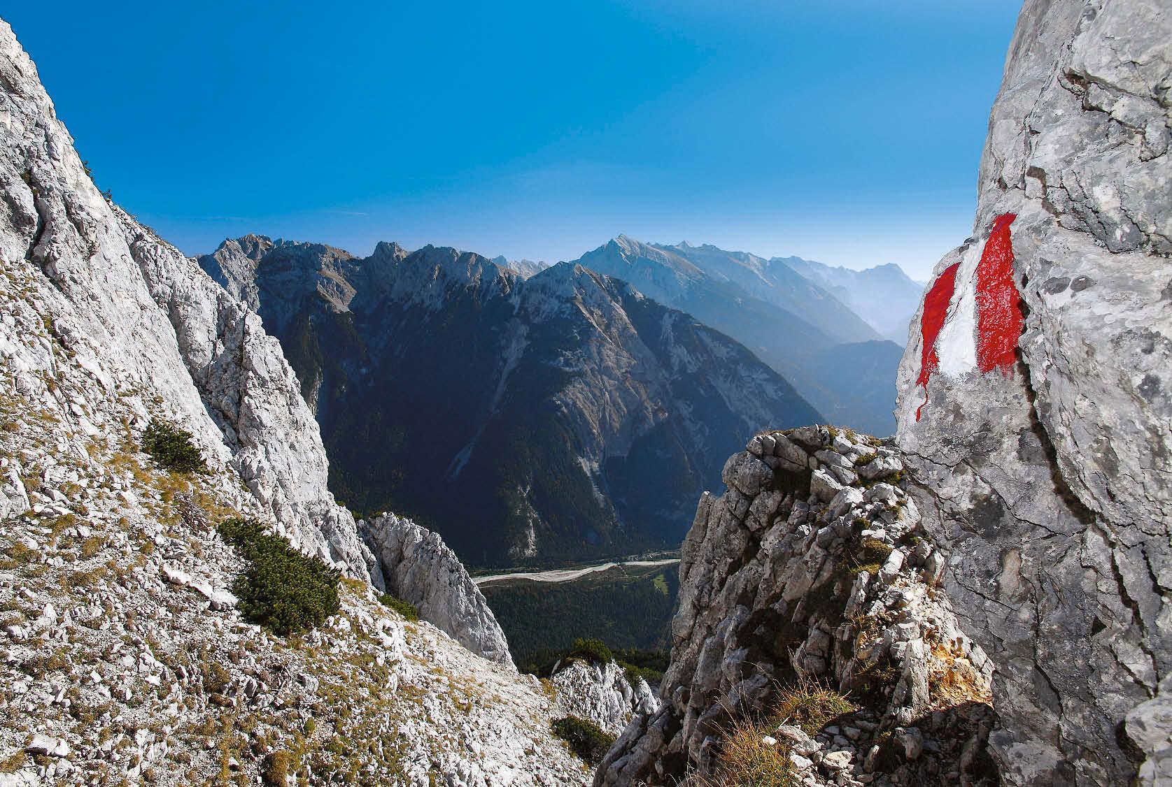Bergtour auf die Große Arnspitze