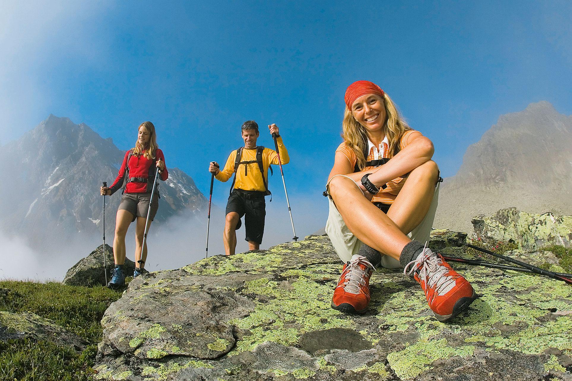 Der Bergsteiger Stirnband Test