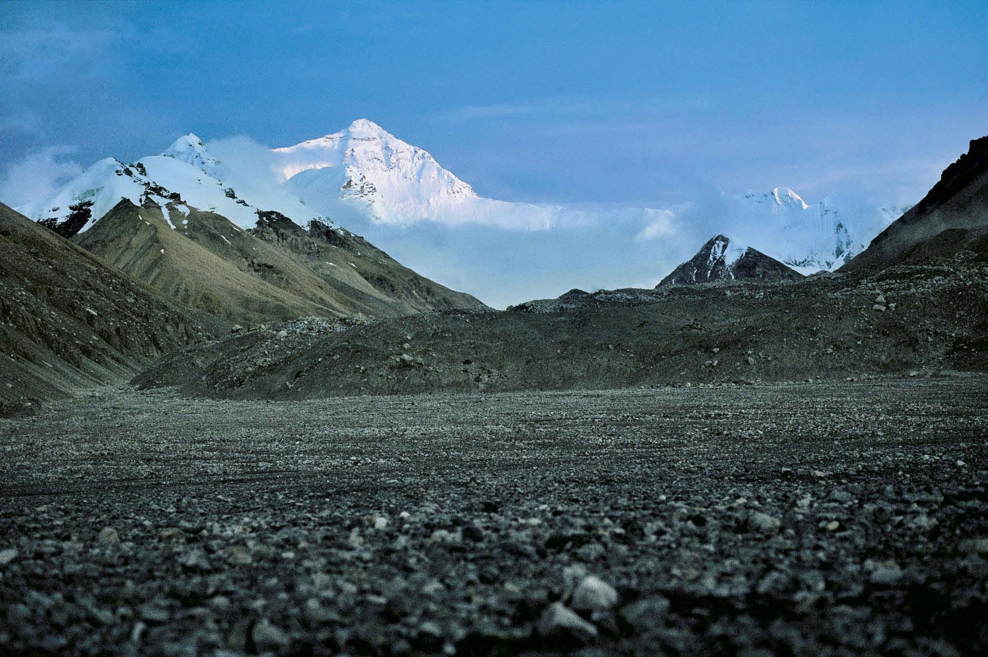 Gipfelsammeln rund um die Welt - Seven Summits