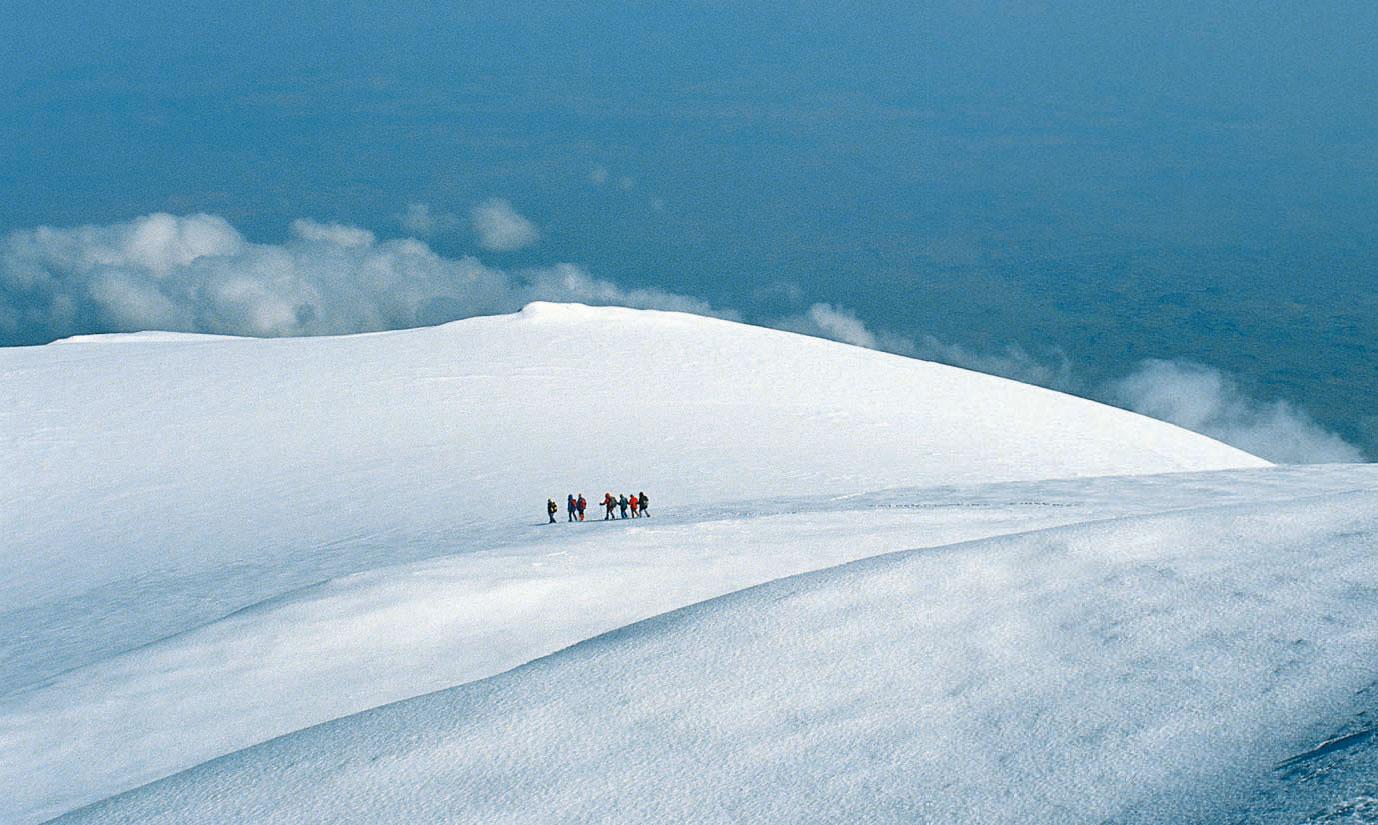 Ararat (5165m) Türkei »Berg der Mythen und Legenden«