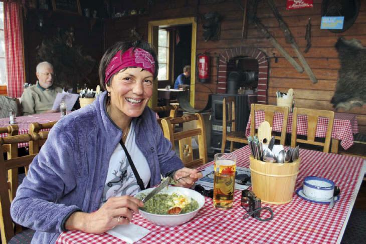 Die Rudolf-Proksch-Hütte: Altwiener Spezialitäten und selbst gebrautes Bier