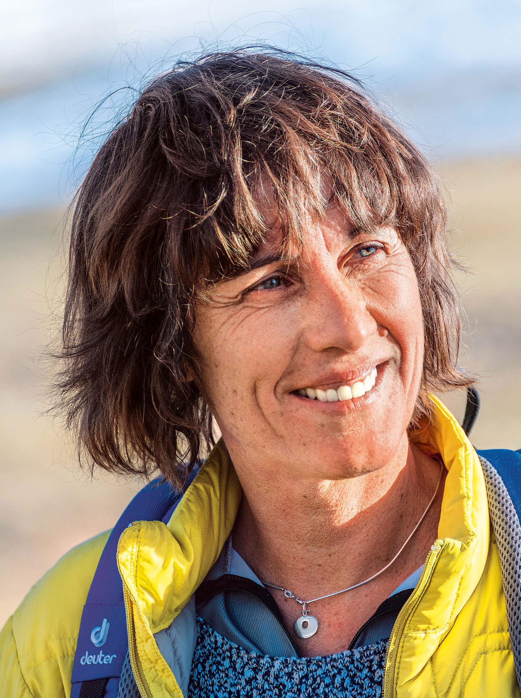 Das große Bergsteiger-Interview mit Catherine Destivelle