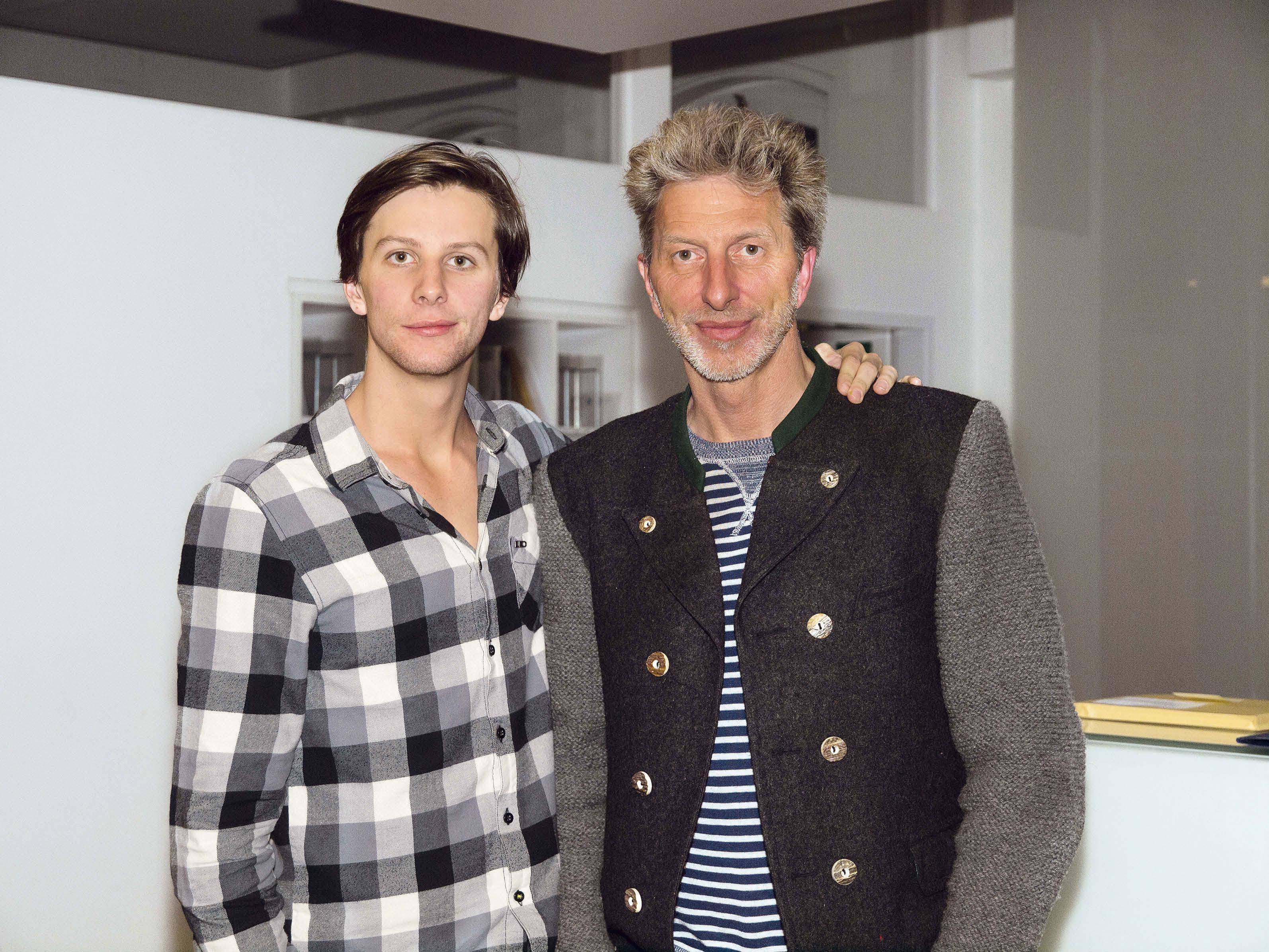Das große Bergsteiger-Interview mit Rufus und Jonathan Beck