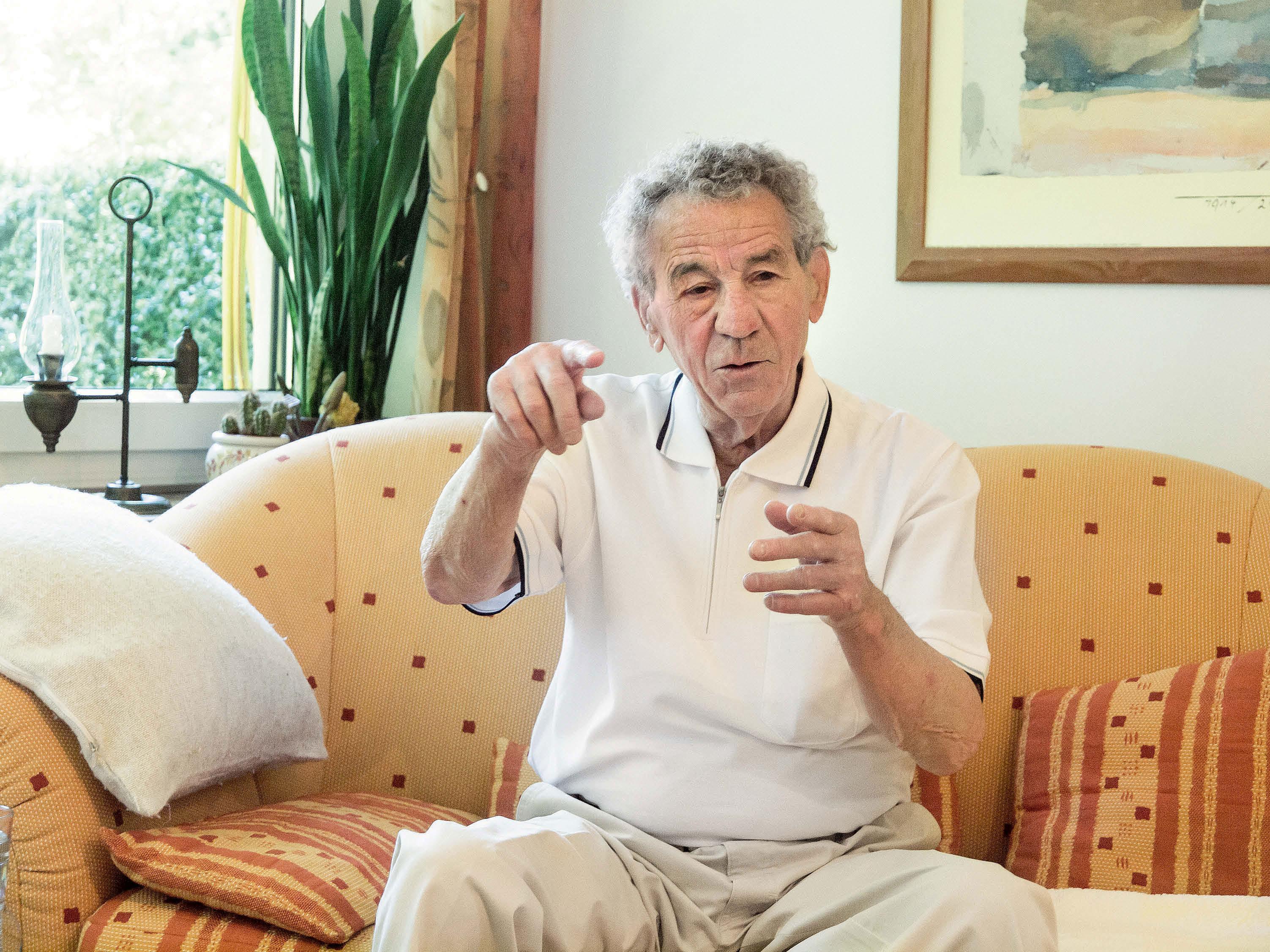 Das große Bergsteiger-Interview mit Lothar Brandler