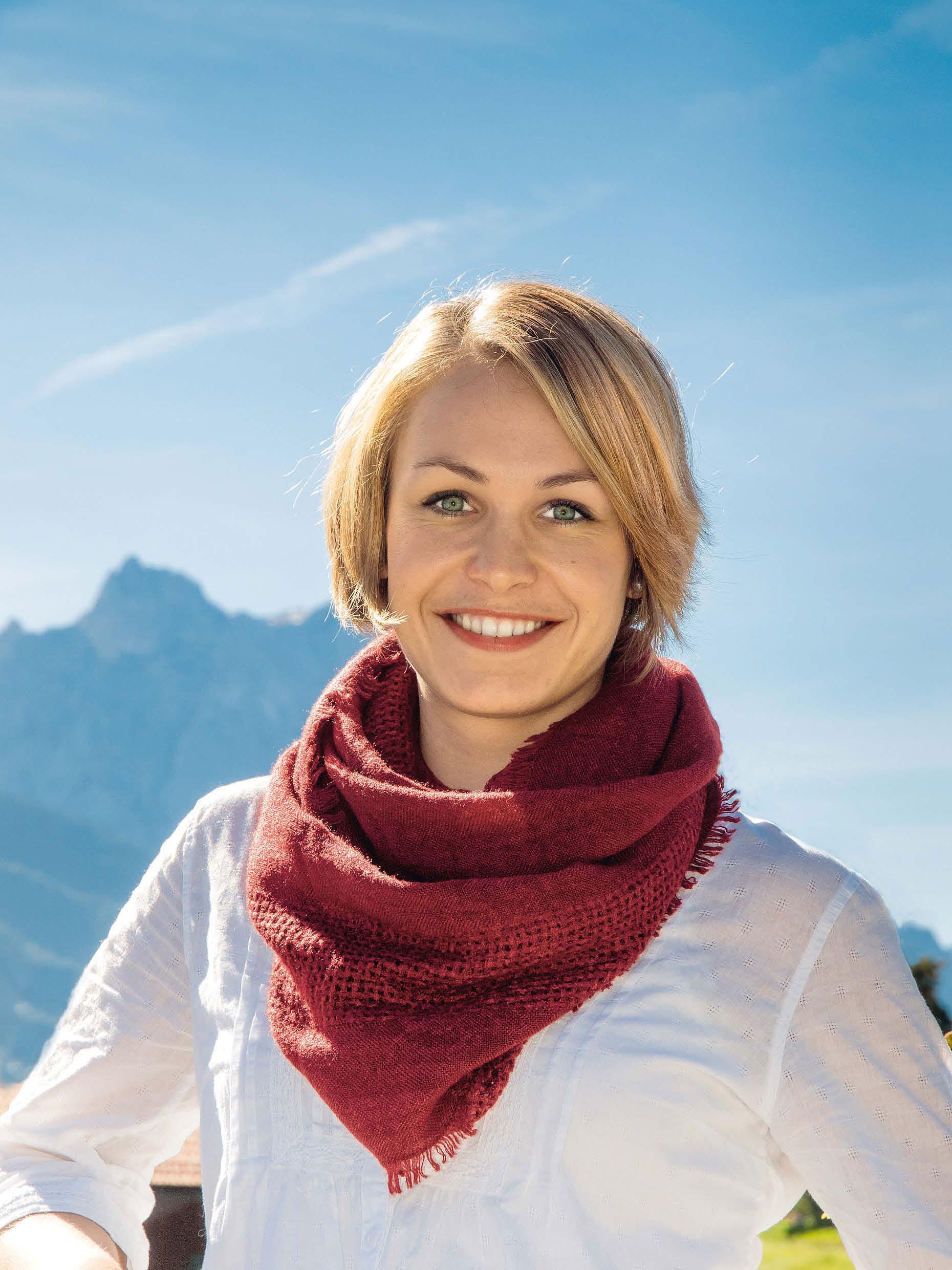 Das große Bergsteiger-Interview mit Magdalena Neuner