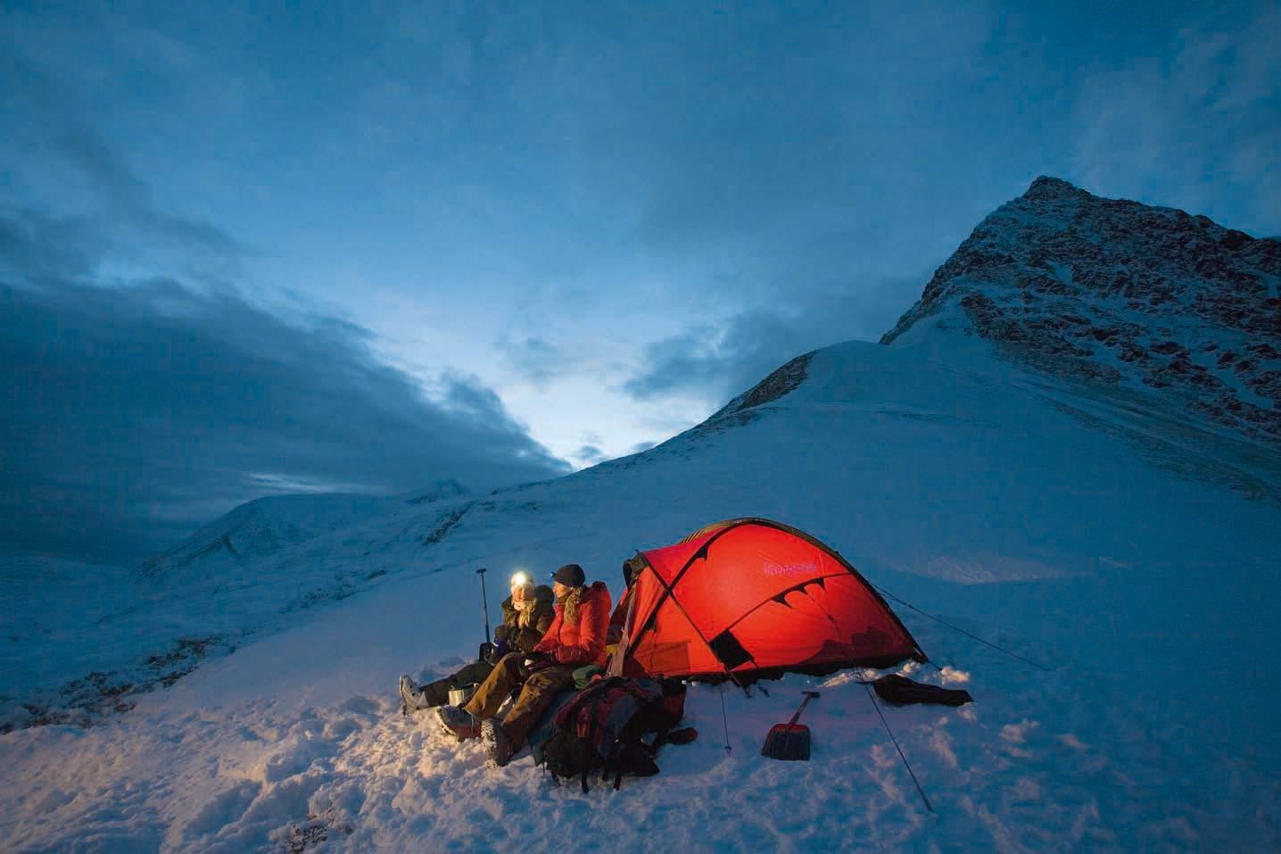 Die Nacht kann kommen - Zelte im Test