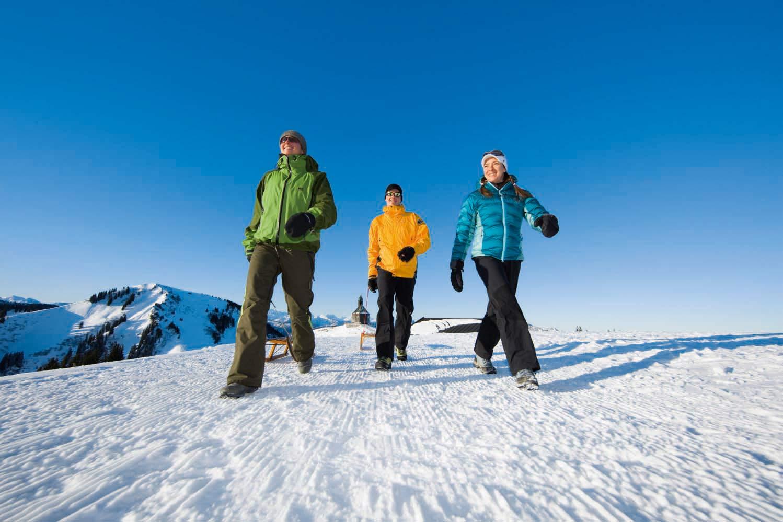 Winter- und Bergschuhe im Test