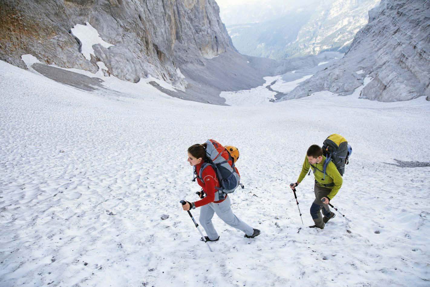 Leichtester Klettergurt Welt : Packwunder hochtourenrucksäcke im test bergsteiger magazin