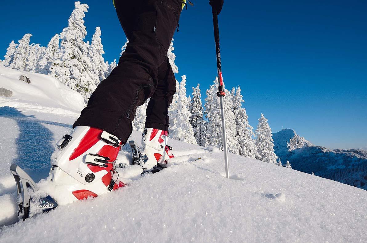 Im Test: Skitourenstiefel