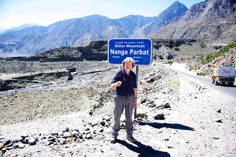 Reinhold Messner führt in einer dreiteiligen Dokumentation durch den Himalaya