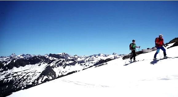 Deuter Packtipps und Tourenvideos - Schneeschuh- /Skitour
