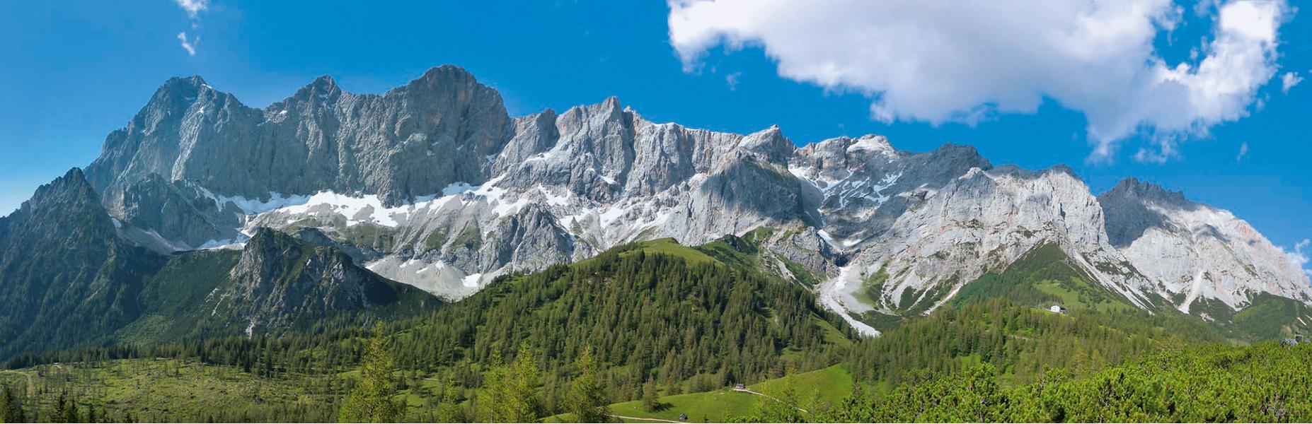 Der Ferrata Everest - Traum-Klettersteig am Dachstein