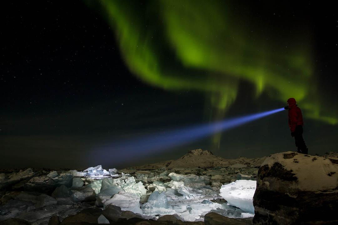 Stella Polaris Ulloriarsuaq - das ewige Eis?