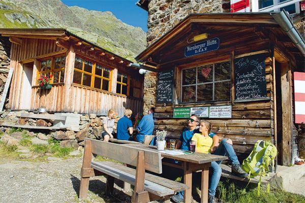 Viele Hütten öffnen ab dem 1. Mai wieder für Besucher