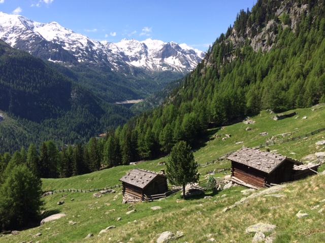 Wanderungen im entlegensten Winkel Südtirols