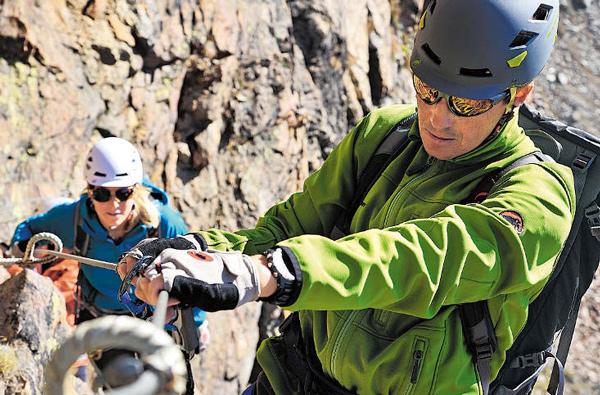 Wer einige Tipps beherzigt, ist am Klettersteig sicher unterwegs