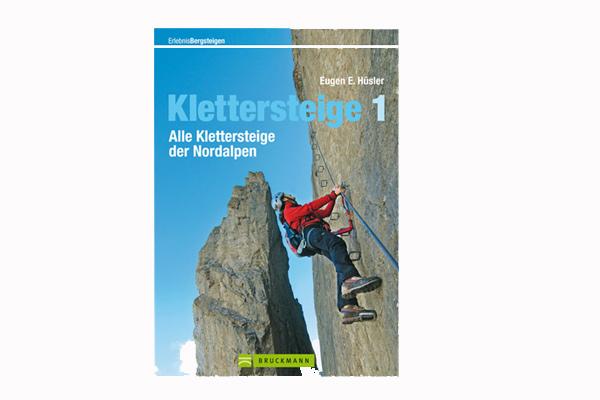Sämtliche Klettersteige der Nordalpen in einem Buch