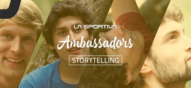 La Sportiva Athleten über ihre persönlichen Motivationen zum Klettern
