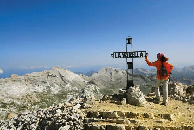 Den Gipfel der Lavarella sollte sich kein Begeher des »Einser« entgehen lassen