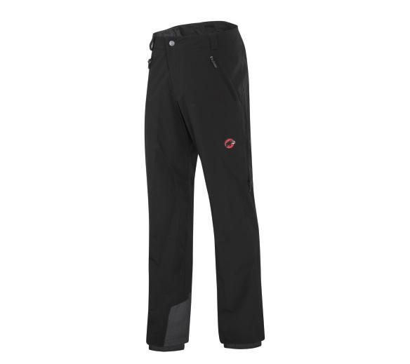 Im BERGSTEIGER Test 03/2015: MAMMUT Trion Pants Skitourenhose