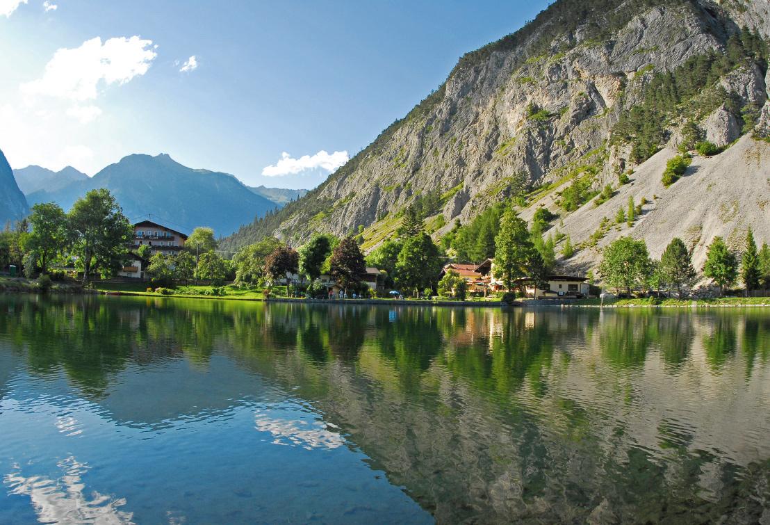 Klettersteig Nassereith : Sparchet klettern in nassereith bergsteiger magazin