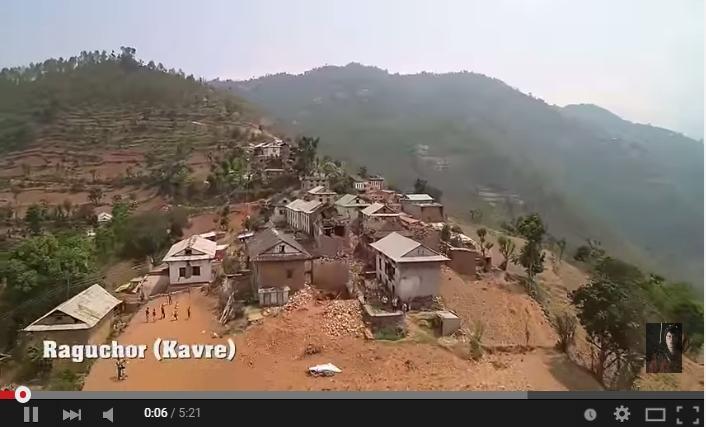 Nepal nach dem Erdbeben