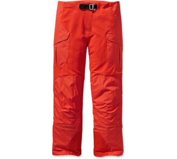 Im BERGSTEIGER Test 03/2015: PATAGONIA Mixed Guide Pants Skitourenhose