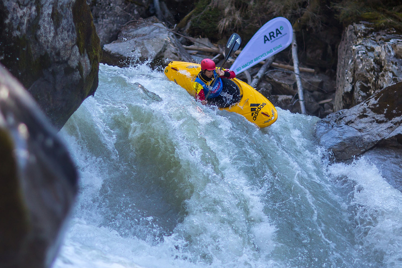 Am 25. April 2015 lädt das Ötztal erneut zum legendären Peak to Creek