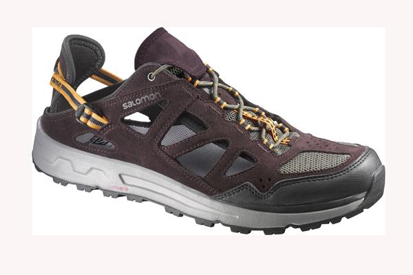 Im BERGSTEIGER Test 06/2015: SALOMON Instinct Sandals Trekkingsandalen
