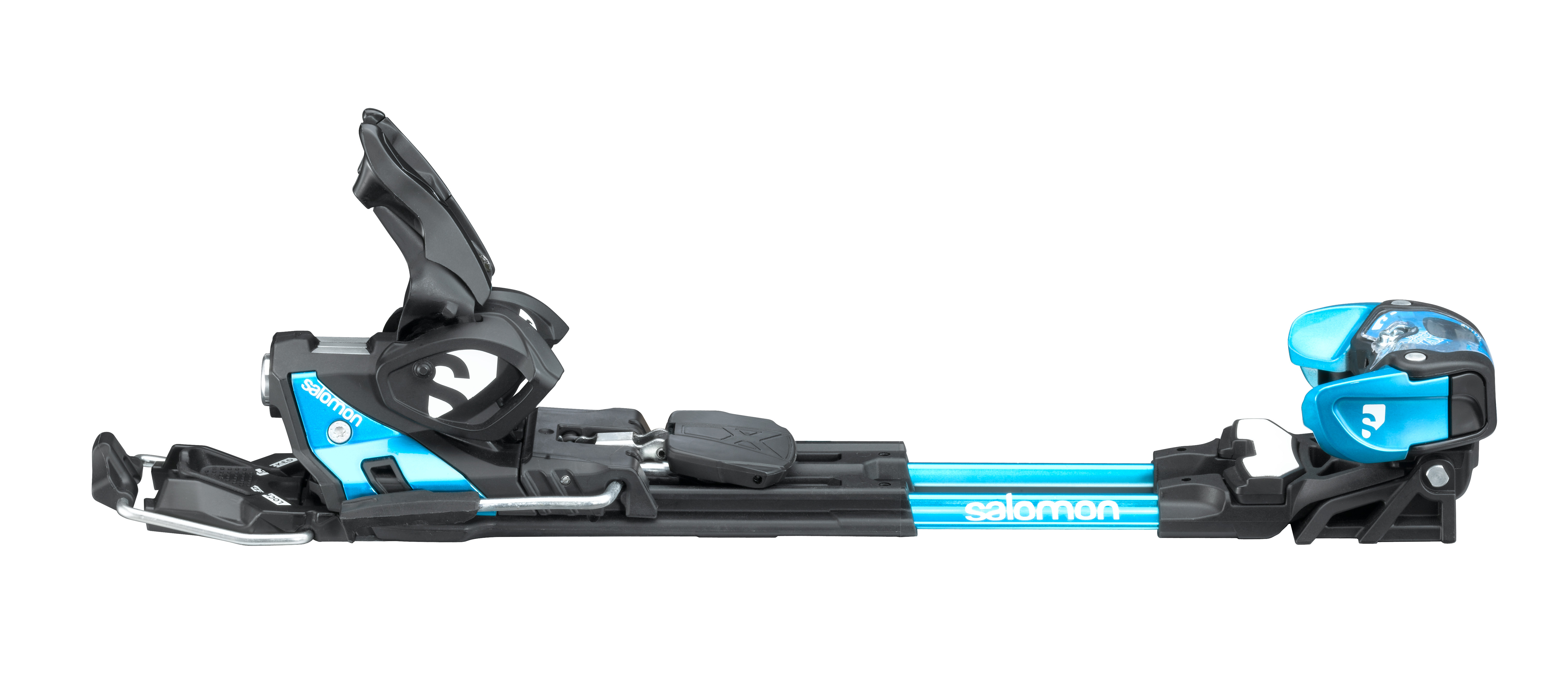 Im BERGSTEIGER Test 02/2015: SALOMON Guardian WTR 13 Skitourenbindung