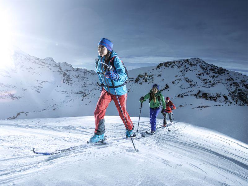 Kondition ist gefragt beim dreitägigen Skitourenrennen im Allgäu