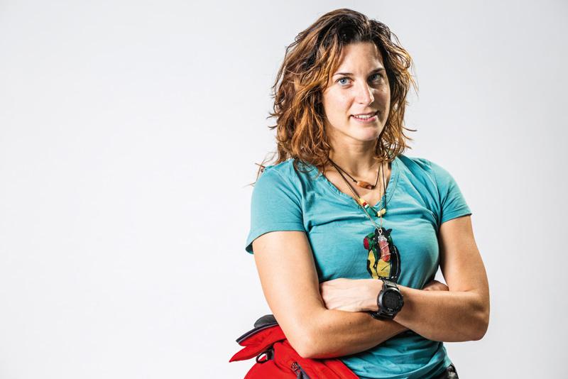 Tamara Lunger im großen BERGSTEIGER-Interview